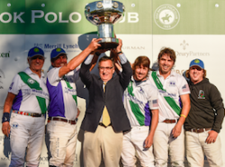 The Oak Brook Polo Club Defeats Centtrip Wales Polo to Win Butler International & Prince of Wales Cup